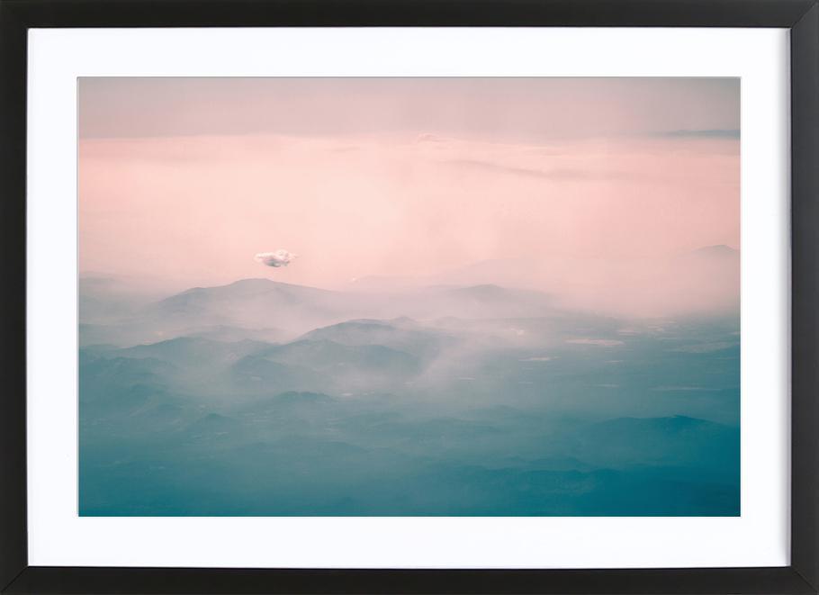 Raw 5  Lassen National Park USA Framed Print