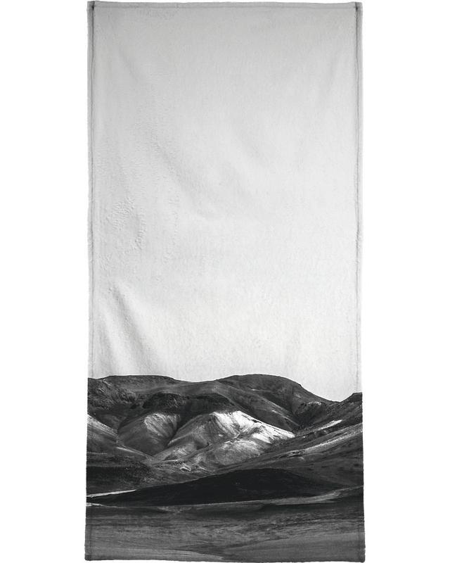 Mountains, Black & White, Raw 6 Salar de Uyuni Bolivia Beach Towel