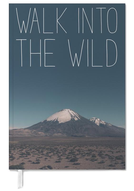 Berge, Walk into the Wild -Terminplaner