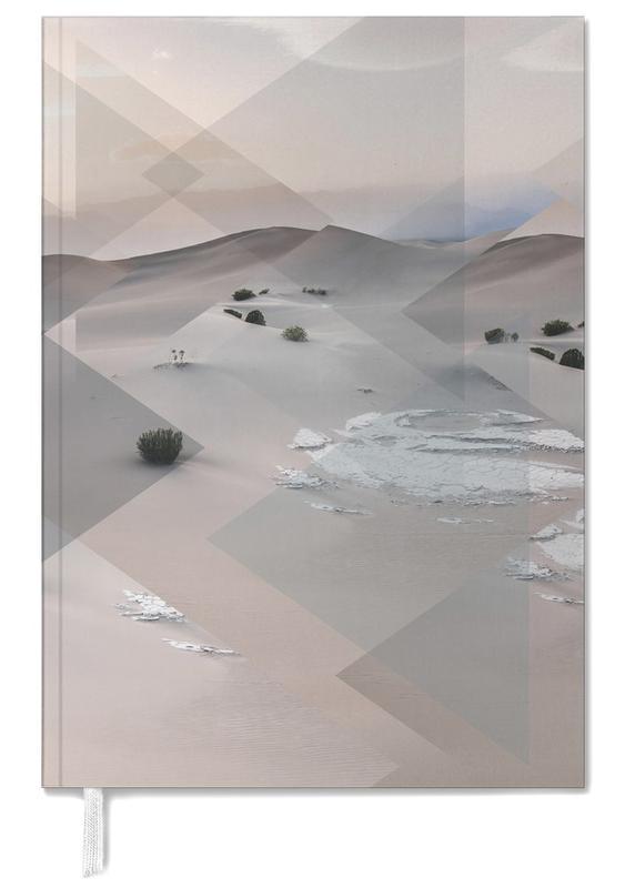 Wüsten, Abstrakte Landschaften, Scattered 3 Death Valley -Terminplaner