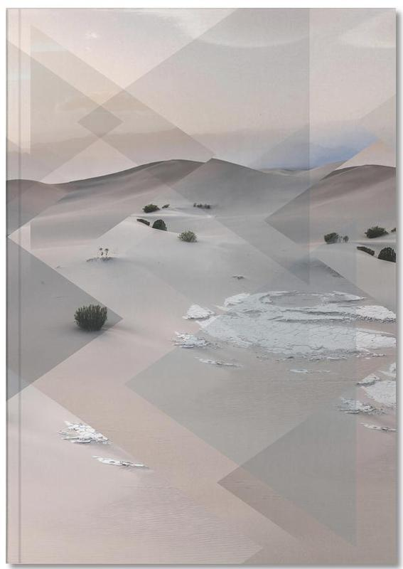 Scattered 3 Death Valley Notebook