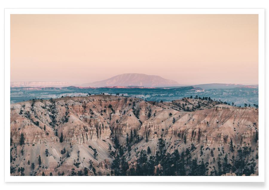 Bergen, Reizen, Raw 13 Bryce Canyon poster