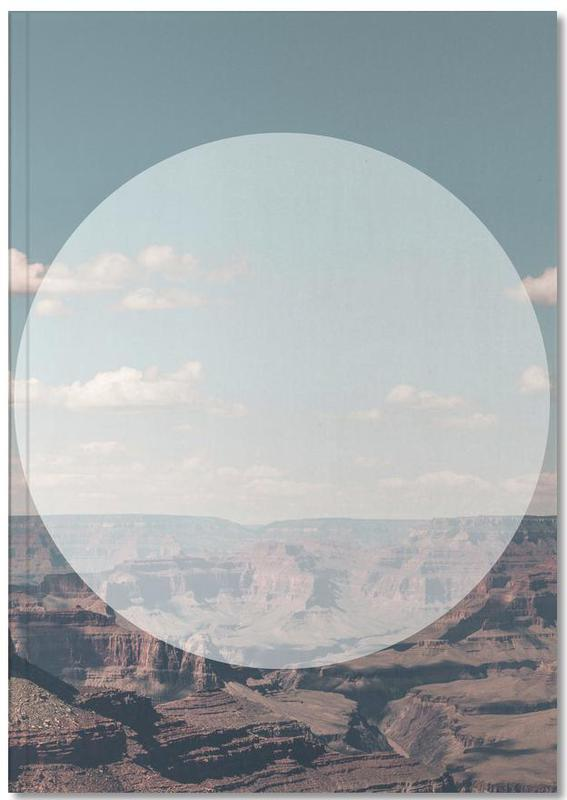 Grand Canyon Circular Notebook