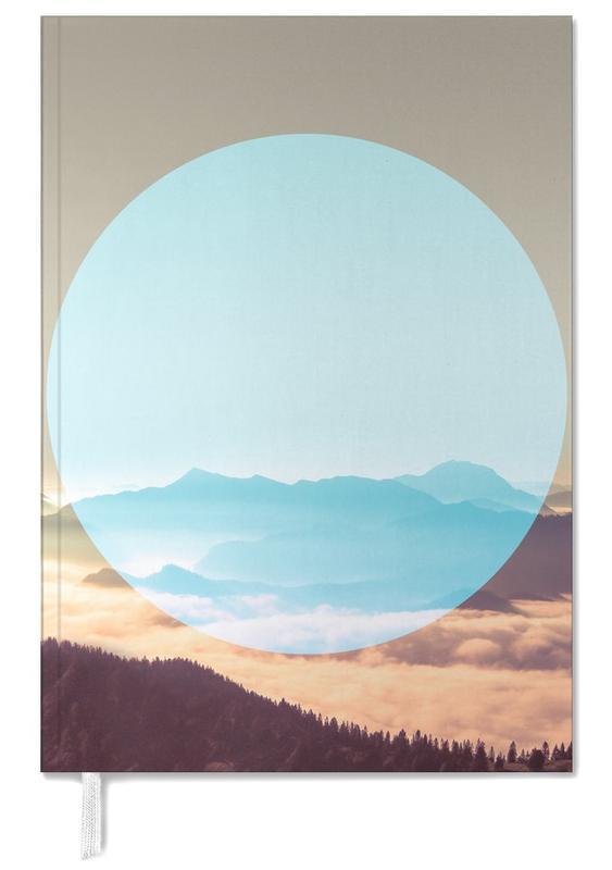 Berge, Alps Circular -Terminplaner