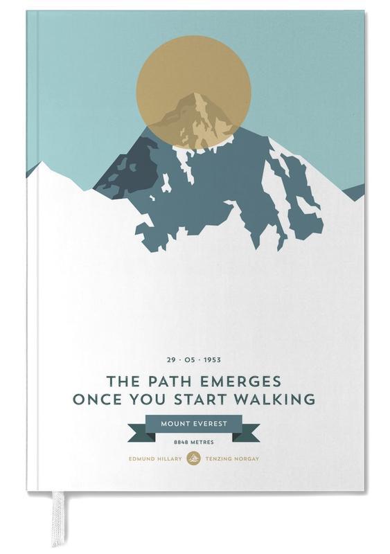 Montagnes, Mount Everest Gold agenda