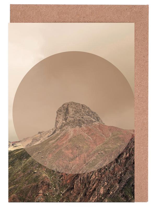 Landscapes Circular 2 Andes -Grußkarten-Set