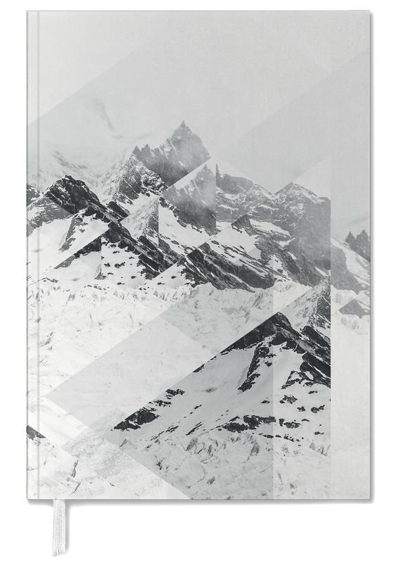 Abstrakte Landschaften, Perito Moreno Scattered -Terminplaner