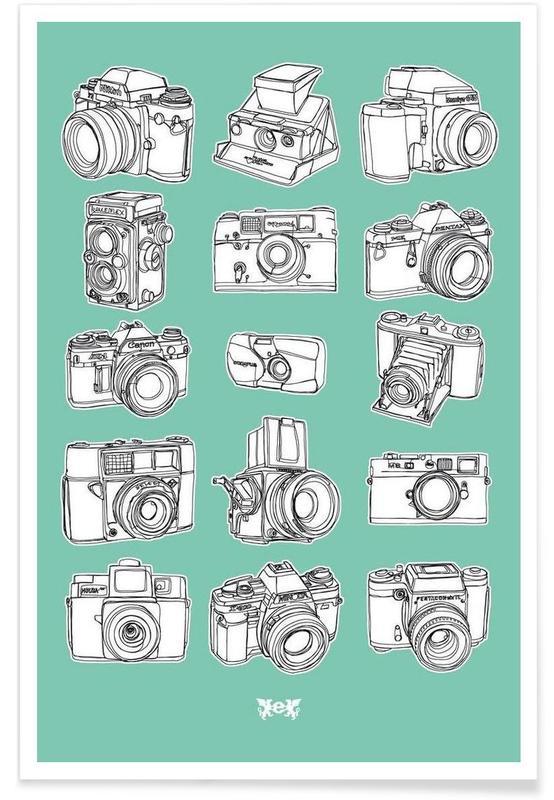 , Camera Mint affiche