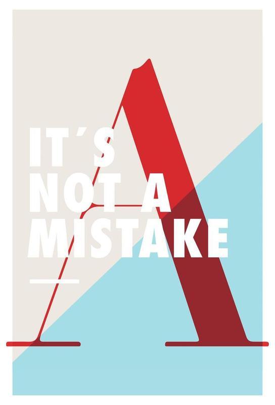 Mistake Acrylic Print