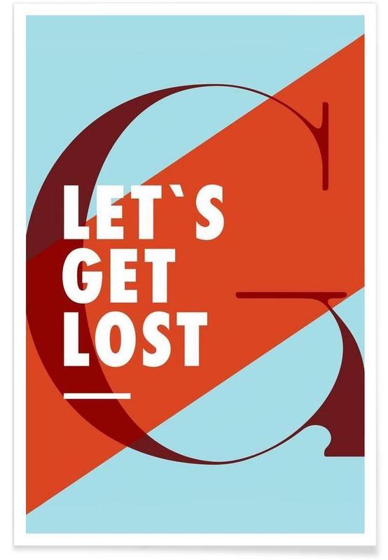 Citations et slogans, Lost affiche