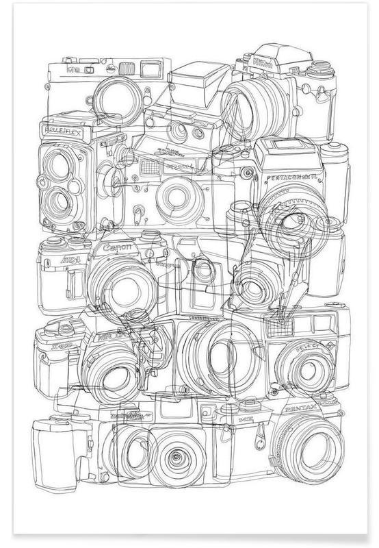 , Camera BW affiche