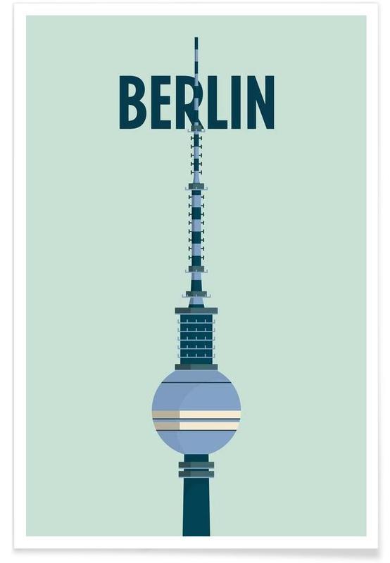 Berlijn, Berlin poster