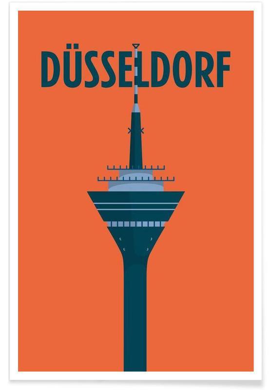 , Düsseldorf affiche