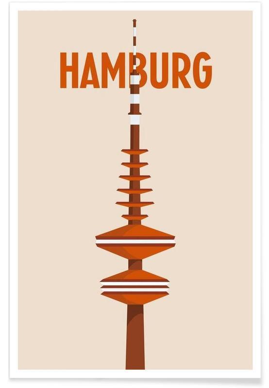 Hamburg, Hamburg poster