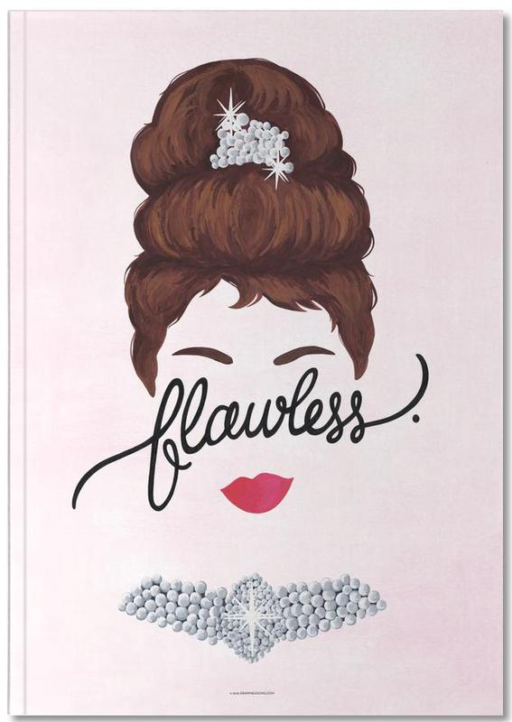 Flawless Audrey Notebook