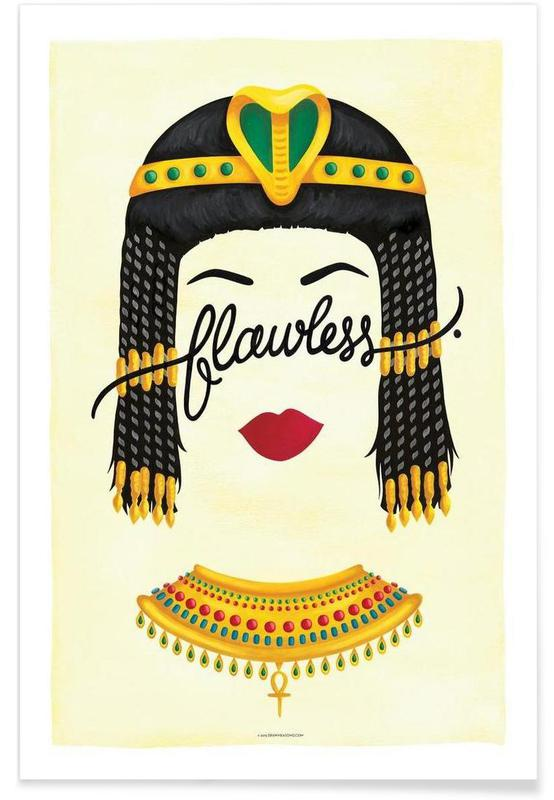 Flawless Cleopatra poster