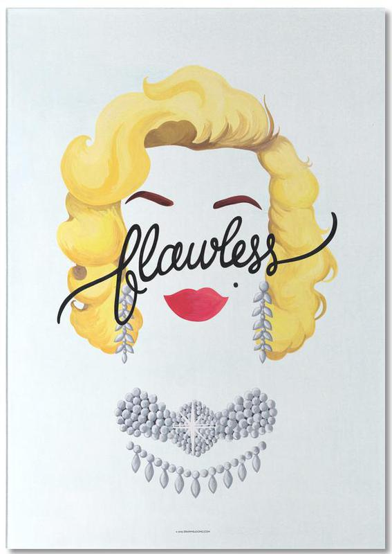 Flawless Marilyn Notepad