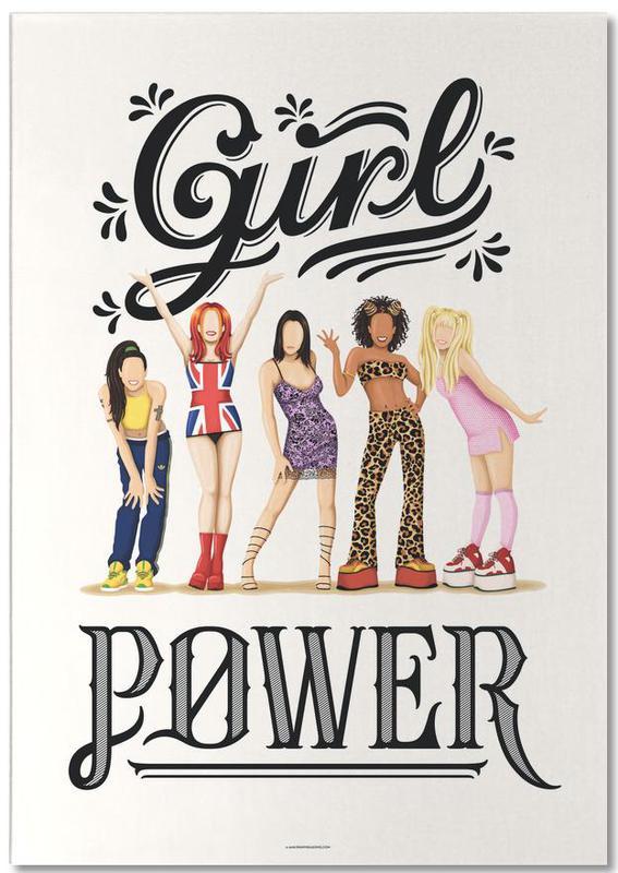 Girl Power Notepad