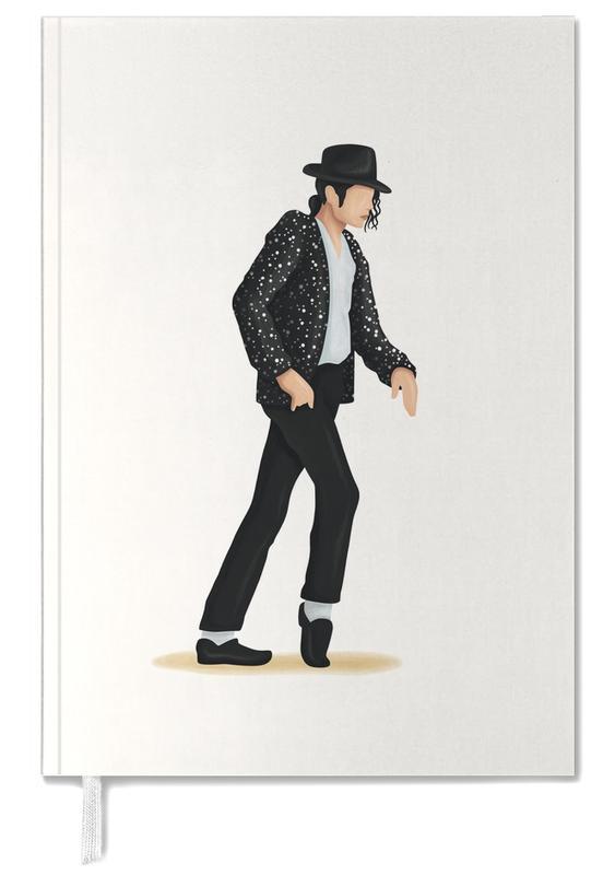 Michael Jackson, Moonwalk agenda