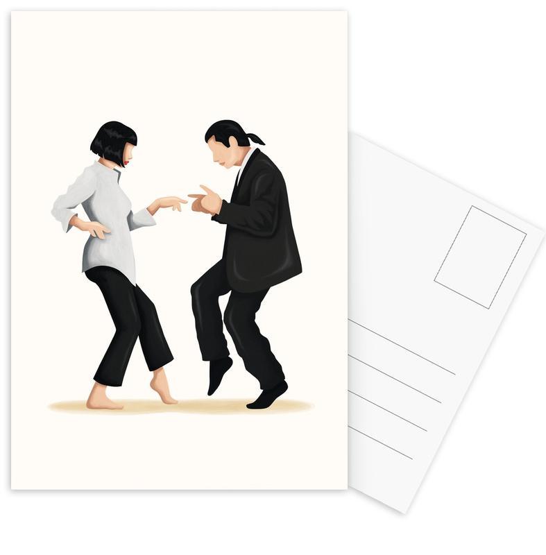 Pulp Fiction -Postkartenset