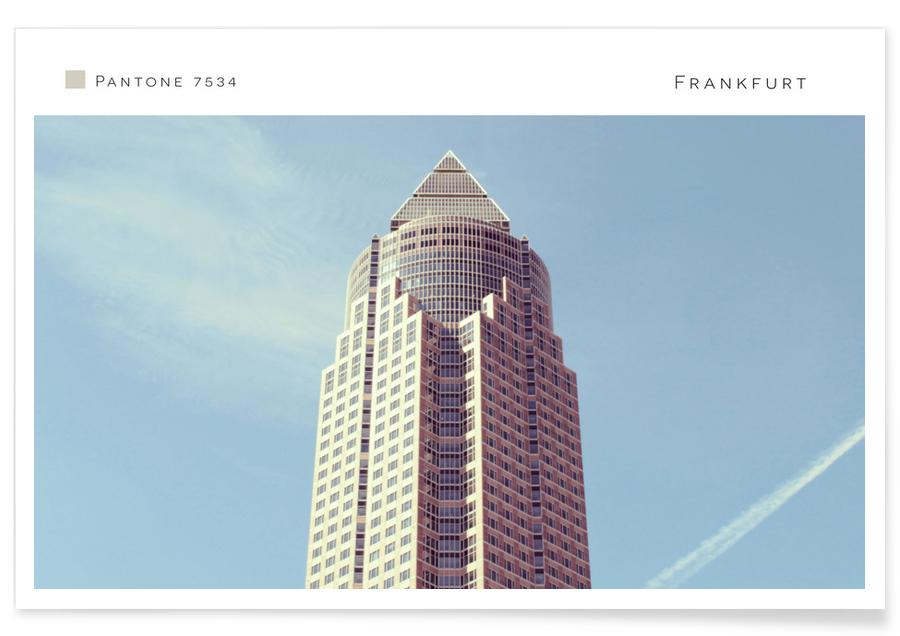 Frankfurt 7534 Poster