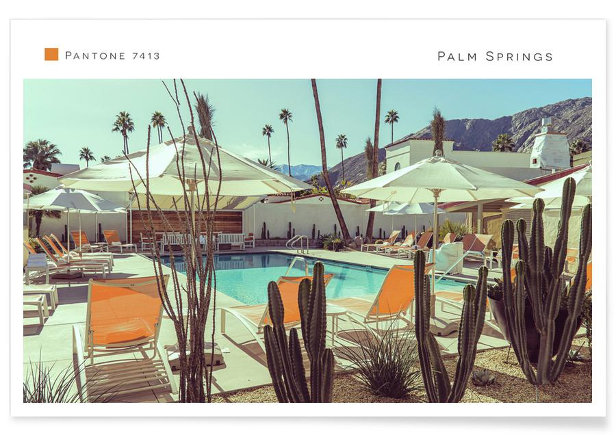 Palm Springs 7413 Poster