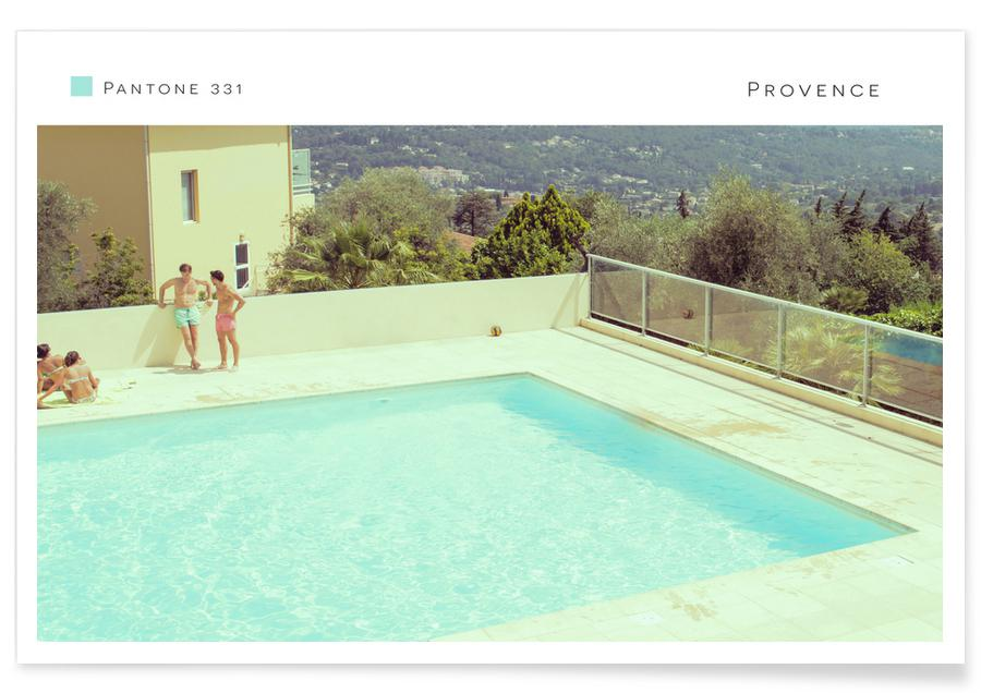 Provence 331 poster