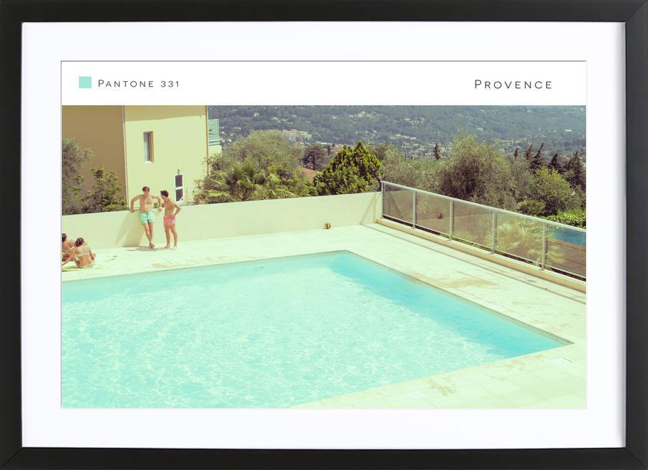 Provence 331 Framed Print