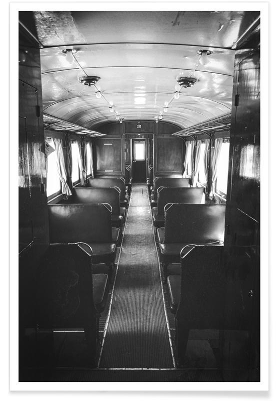 Treinen, Ghost Train poster
