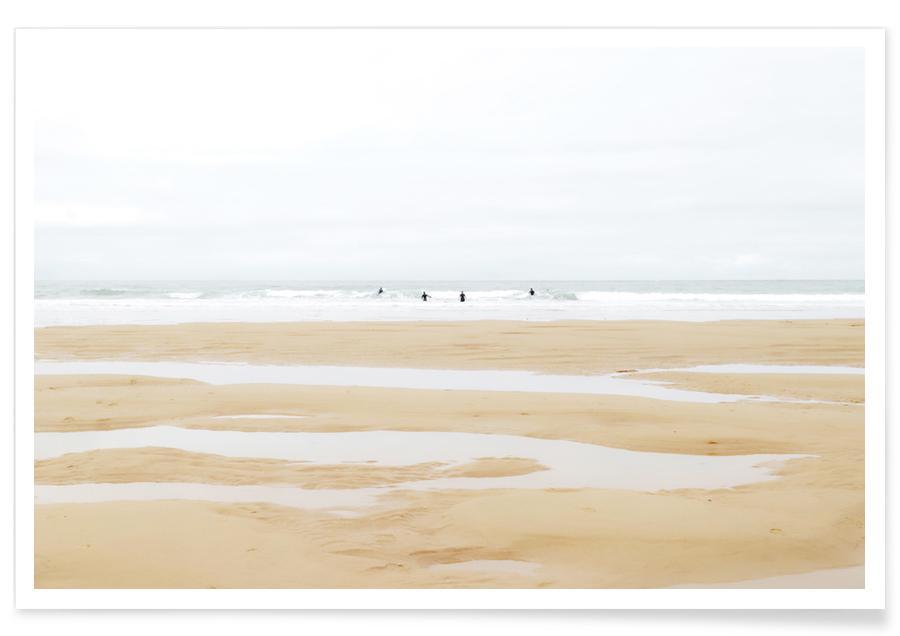 Surfen, Stranden, Stay Together poster
