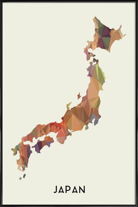 Japan Framed Poster