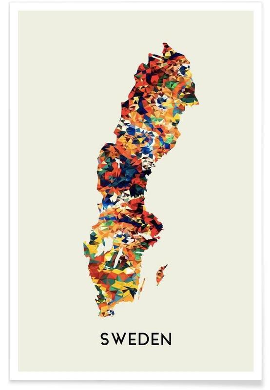 Sweden -Poster