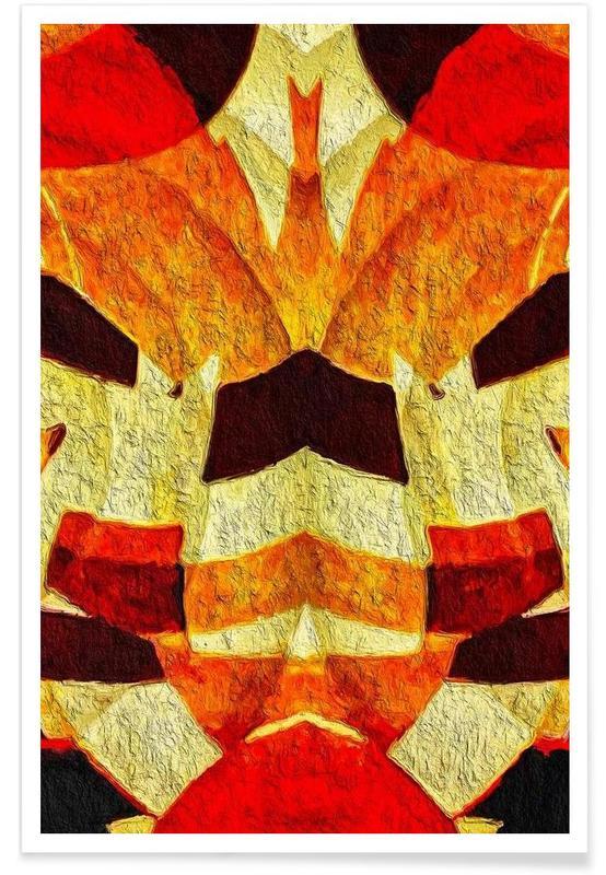 Art Deco -Poster