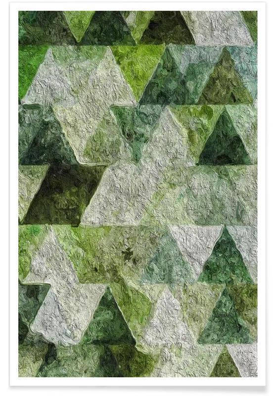 , Triangles affiche