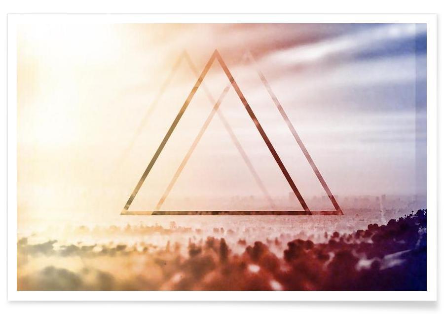 Symbole, LA Occult -Poster