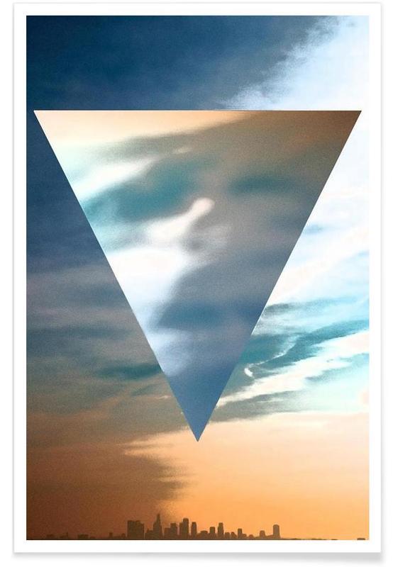 Ciels & nuages, LA Triangle affiche