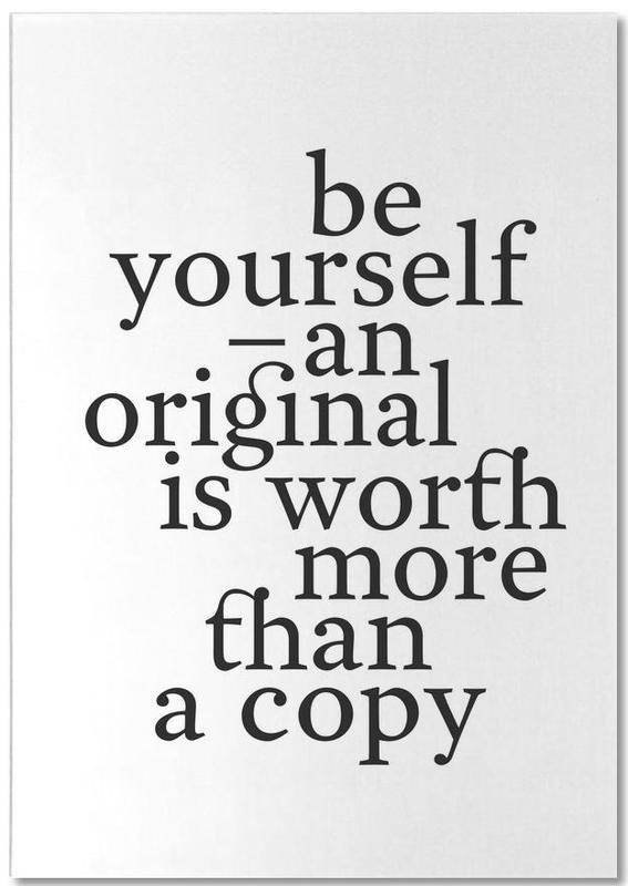 Be yourself Notepad