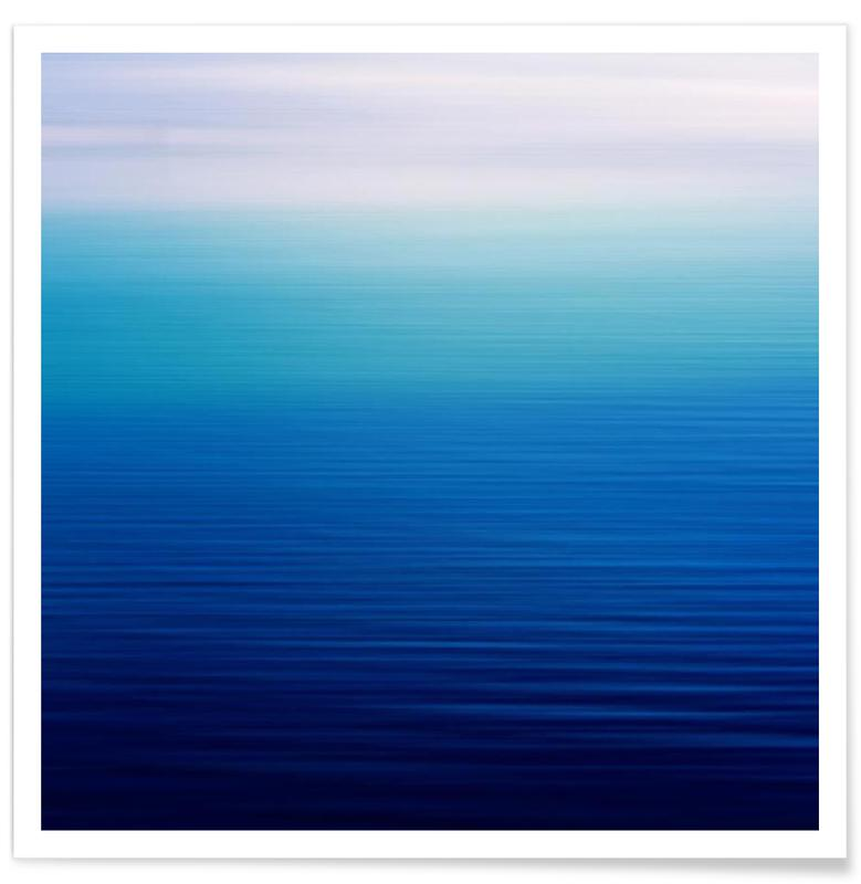 Shades of Blue -Poster