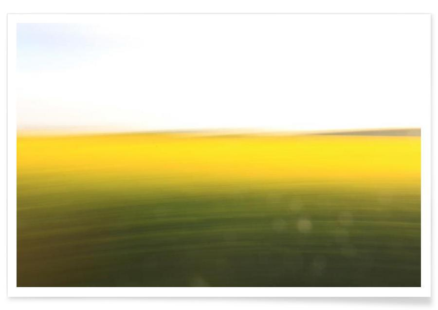 Fields Of Gold 10 -Poster