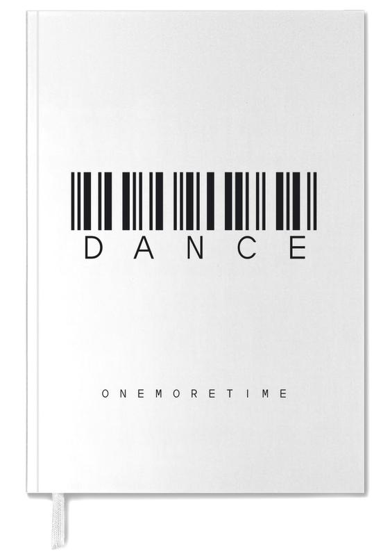Barcode DANCE Personal Planner