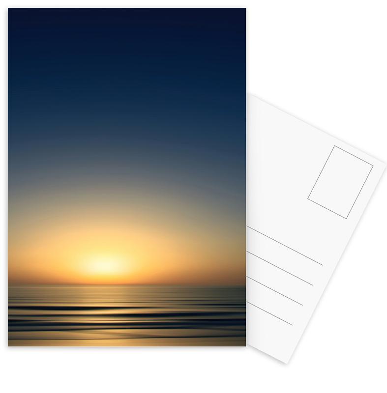 Abstracte landschappen, Mare 602 ansichtkaartenset