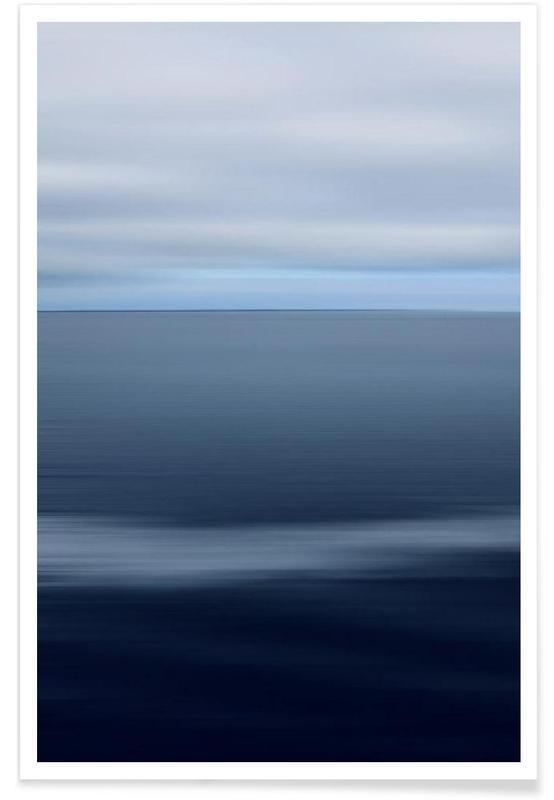 Abstrakte Landschaften, Mare 881 -Poster
