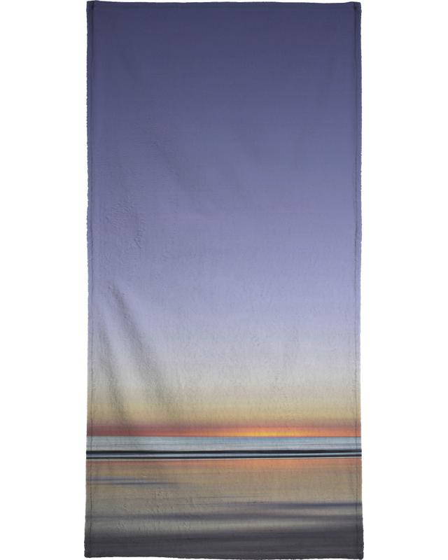Abstract Landscapes, Mare 258 Bath Towel
