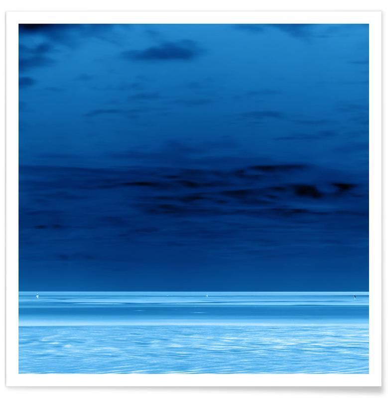 Night Beach -Poster