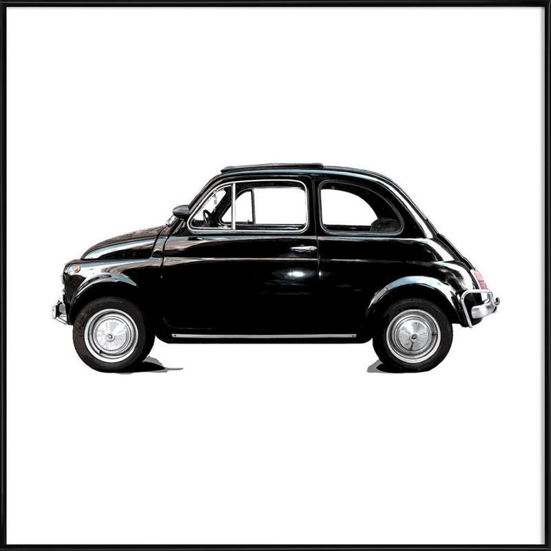 Dreamcar W -Bild mit Kunststoffrahmen