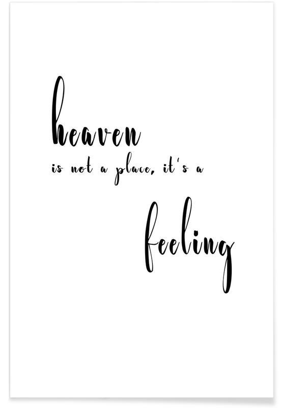 Heaven -Poster