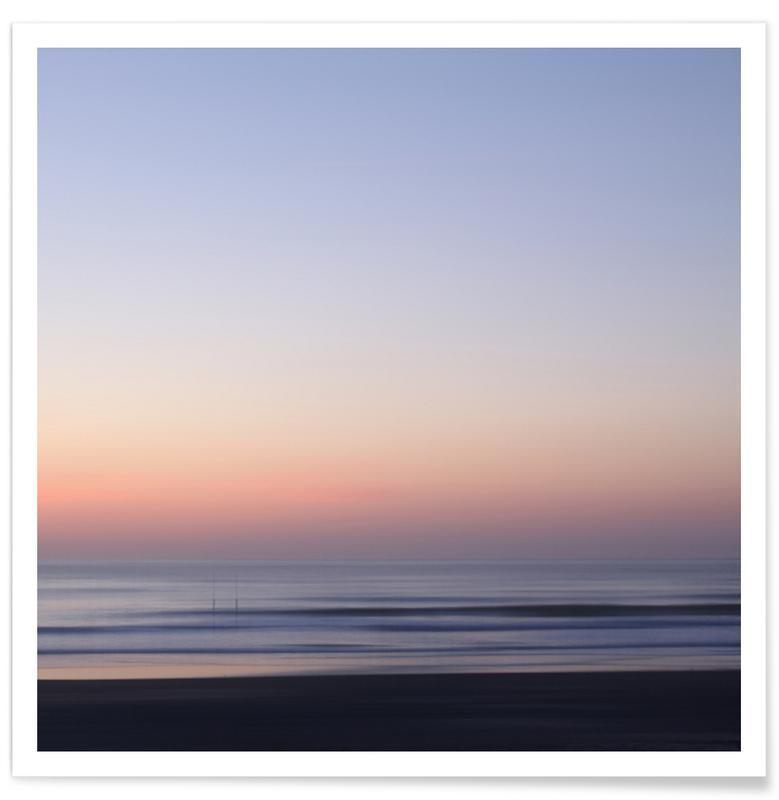 Oceanen, zeeën en meren, Afterglow poster