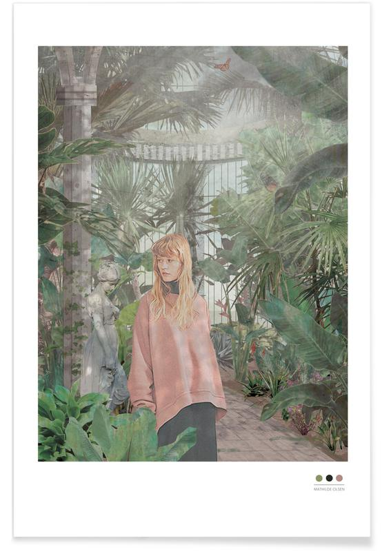 Portraits, Botanical Dome affiche