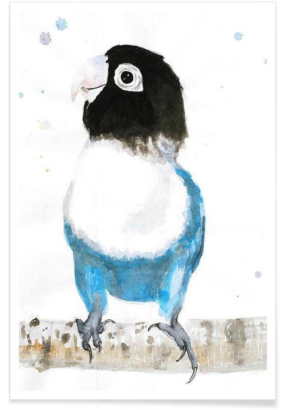 Perroquets, Sigrid affiche
