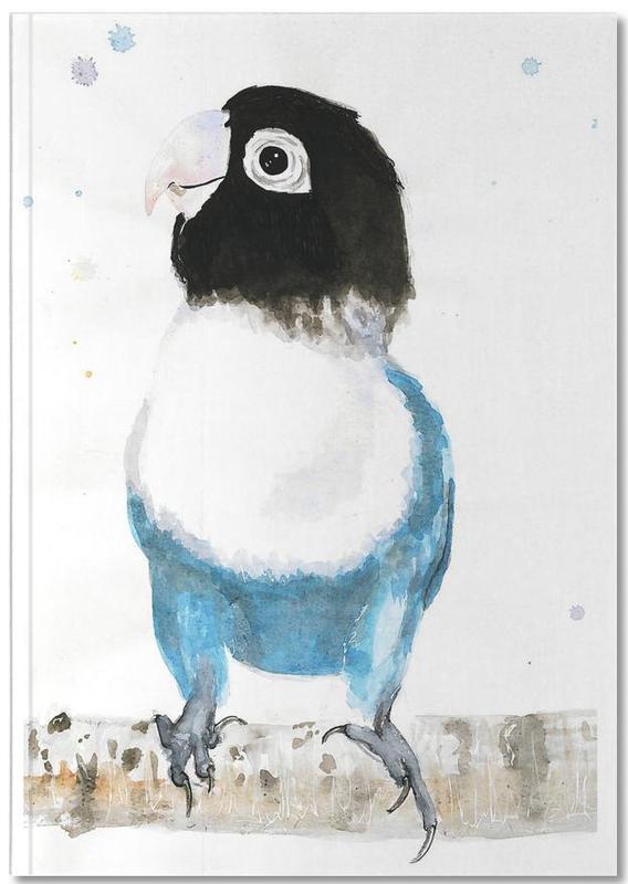 Parrots, Sigrid Notebook